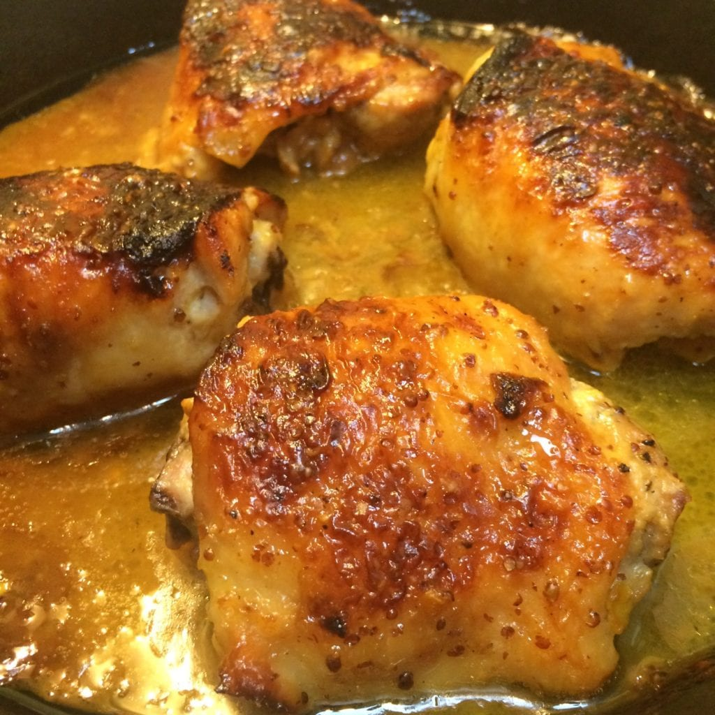 Easy oven recipes for chicken thighs