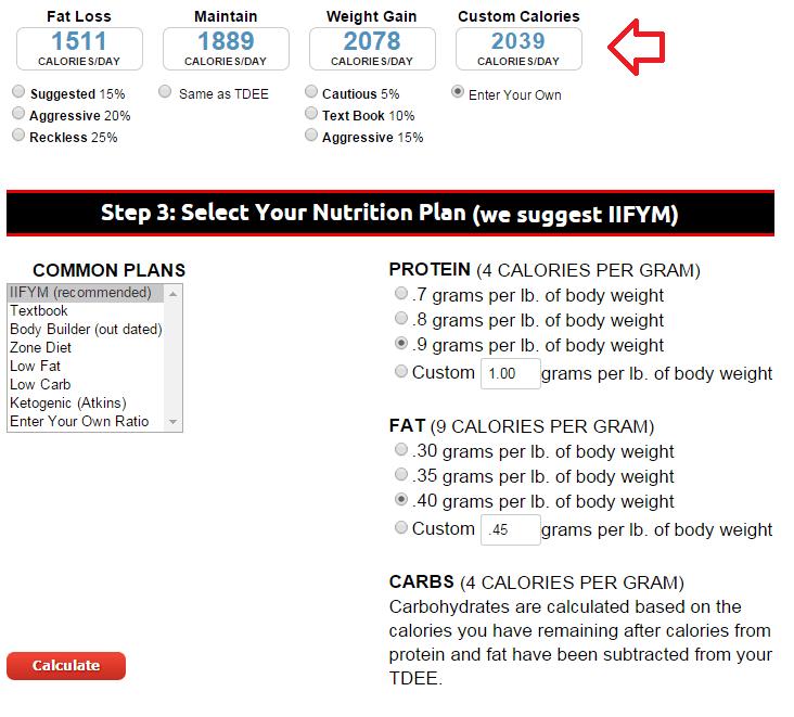 How to Calculate Macros While Pregnant- IIFYM